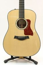 Taylor Custom Dreadnought Acoustic AA Walnut Adirondack CV BTO #6101