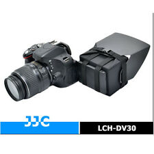 JJC LCH-DV30 Collapsible LCD HOOD F Canon T5I T4I 7D 5DIII 6D HFG30 HFG20 XF305