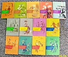 $DJSALE LOT SET OF 13 DICK AND JANE SALLY SPOT PUFF 1950's PRIMERS BASIC READERS