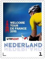 Nederland  2015 Tour de France 2015    wielrennen cicling    postfris/mnh