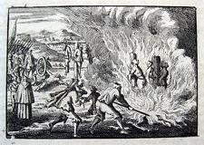 Guerre des Camisards Catinat Ravanel 1705 Nîmes Complot des Enfants de Dieu