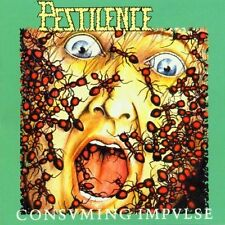 PESTILENCE-CONSUMING IMPULSE  CD NEW