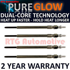 4X FOR VAUXHALL ASTRA H SIGNUM VECTRA ZAFIRA 1.9 CDTI HEATER GLOW PLUGS GP0705