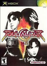 Soul Calibur II (Microsoft Xbox, 2003) VERY GOOD