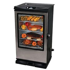 Masterbuilt 20075315 Front Controller SMOKER, 40 Inch BBQ Electric Digial SMOKER