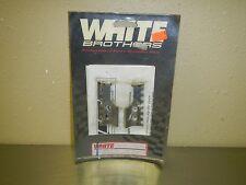 1988-1998 yamaha yz125 yz250 white brothers pro peg wideners 45-526