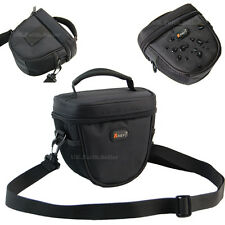 Waterproof Shoulder Bridge Camera Case Bag For Fuji FinePix HS30 X-S1 S2980 EXR