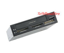 CASSETTO ISWAP RACK MOBILE PER HARD DISK HDD SATA 2,5 SSD FLOPPY CARD READER