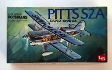 LS 1/72 Pitts S2A Rothmans British Aerobatic Team Model Kit from 1990s