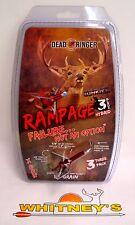 Dead Ringer Rampage 125 Grain XBOW 3PK-DR4729 -Adrenaline Junkies