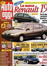 AUTO OGGI # Anno X - N.25 - 29 Giugno 1995 # A.Mondadori # Rivista settimanale