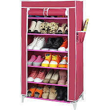 Foldable Shoe Rack 5 Layers-II