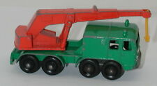 Matchbox Lesney No. 30 8 Wheel Crane oc12861