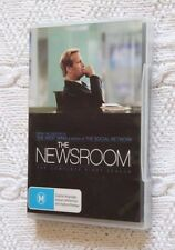 THE NEWSROOM- THE COMPLETE FIRST SEASON (DVD-2-DISC) R-4, FREE POST IN AUSTRALIA