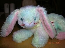 COTTONBALL BEANIE BABIES BUNNY RABBIT EASTER MWMT; Ship Discount on Multiples