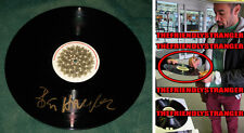 """BEN HARPER signed """"FIGHT FOR YOUR MIND"""" VINYL RECORD - EXACT PROOF Burn One Down"""