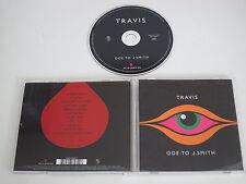 TRAVIS/ODE TO J.SMITH(RED TELEPHONE BOX-VERTIGO 1784820) CD ALBUM