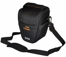 Camera bag case for Canon EOS 1300D, EOS Rebel T6 with 18-55mm or 18-135mm lens