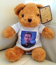JEREMY KYLE 8 inch VERY CUDDLY TEDDY BEAR The Jeremy Kyle Show