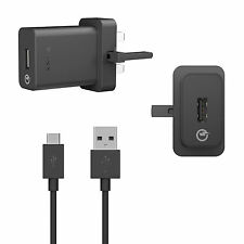 Genuine Sony Z5 Premium Fast Quick Charger UCH10 fits Z5 Compact M5 Dual Z3+ UK