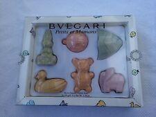 NEW Bvlgari Bulgari Petits et mamans Gentle soap set 50 g x 6