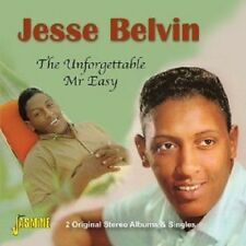 JESSE BELVIN - THE UNFORGETTABLE MR EASY 2 CD NEU