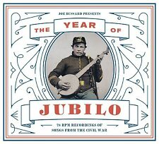 THE YEAR OF JUBILO-78 RPM RECORDI  CD NEU