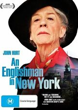 An Englishman In New York (DVD, 2010) * John Hurt * Queer Cinema * BRAND NEW!