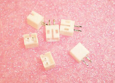 QTY (1000) B2B-PH-K-S JST 2 POSITION TOP ENTRY HEADERS 2mm PITCH  WHITE 2 PIN