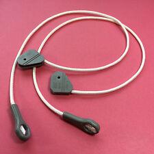 Genuine FAGOR LFU45IT, LFU60IT Lavavajillas cuerdas, cuerdas, bisagra de la puerta cables x2