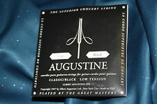 Augustine S.P. Black Label Classical Guitar Strings