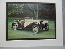 1932 Bugatti Type 55 Roadster  Classic Car Collection at  Madison Square Garden