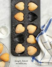 Heart shape Madeleine Pan 12 Cavities-NONSTICK Williams Sonoma SOLD OUT