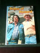 DUKES OF HAZZARD ANNUAL 1979 .Vintage  Book  from very popular TV Series