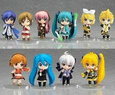 10PC New Lot de figurines HATSUNE MIKU 5.5 CM Vocaloïde manga vocaloid