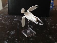 Babylon 5 Vorlon fighter Scale 1:270. Unpainted. Assembled