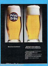 QUATTROR966-PUBBLICITA'/ADVERTISING-1966- PRINZ BRAU - BIRRA  (versione A)