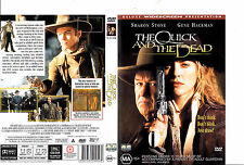 The Quick And The Dead-1995-Sharon Stone- Movie-DVD