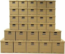 Bankers Box Moving For Books Kit And Supplies Cardboard With Lids Heavy Duty