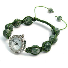 ECHO' Beautiful Semi-precious Shamballa Style Watch and Bracelet Set no.3