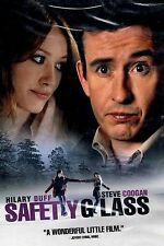 NEW DVD // Safety Glass //  Steve Coogan, Hilary Duff, Josh Peck, Olivia Thirlby