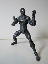 "Marvel Spiderman 3 Super Articulated 5"" Black Suited Spider Man Action Figure"