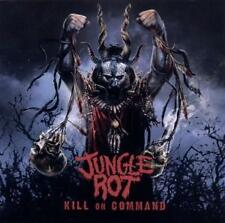 JUNGLE ROT - Kill On Command CD NEU