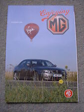 Enjoying MG Sep 2006, MGF Ball Joint Replacement, Midget tuning, Lands End Trial