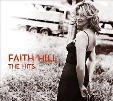 Faith Hill / The Hits (CD) Breathe, Cry / Tim McGraw, Trevor Horn, Dann Huff !!!