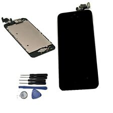 iPhone 5 LCD Touch Digitizer Screen Replacement Assembly+Home Button+Camera Tool