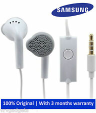 Original Samsung EHS61ASFWE Headphones With 3.5mm Jack & Mic