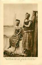 1920 Gold Coast Axim Girls Turbans Schoolmaster Gown Bimbuku