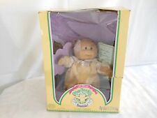 VINTAGE 1982 CABBAGE PATCH DOLL PREEMIE BOY MARCH OF DIMES EDITION