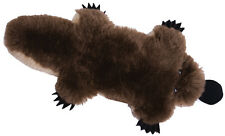 Flat Friends Platypus Lambskin comforter -soft toy